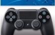 Джойстик за PlayStation 4, DualShock4, черен