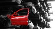 Изкупува коли скрап