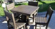 Дървени столове и маси по поръчка