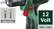 Акумулаторен винтоверт EasyDrill 1200 - супер цена голяма издържливост