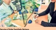 Désir d'Obtenir une aide financière sérieux