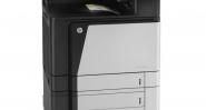 HP Color LaserJet Flow MFP M880
