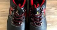 Мъжкиработни обувки 42 номер - Нови