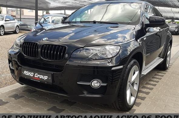 BMW X6 3.5D*SPORT*GERMANY*RECARO*NAVI*KAMERA*TOP*NOVA*LIZ