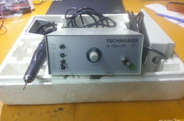 Продавам зъботехнически микромотор BienAir 810 TECHNOBOX