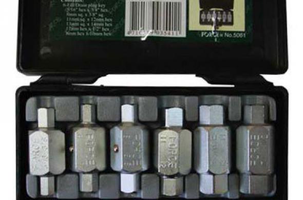 Ключове за картер FORCE 5061