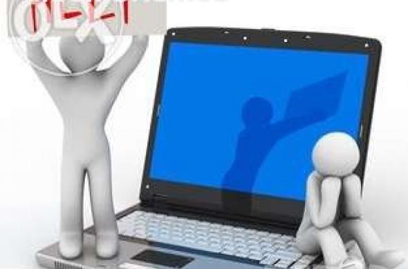 Ремонт на лаптопи и десктоп компютри, компютърни услуги, инсталация на Windows, почистване вируси