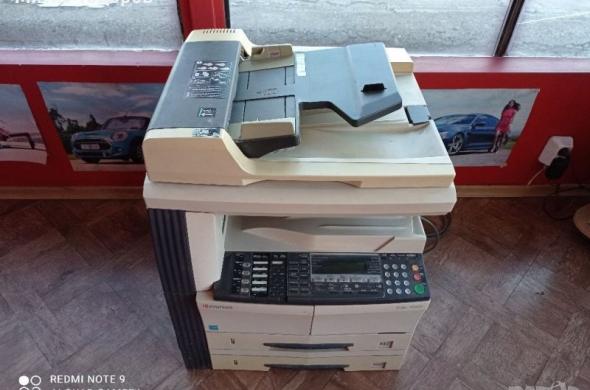 Копирна машина факс принтер